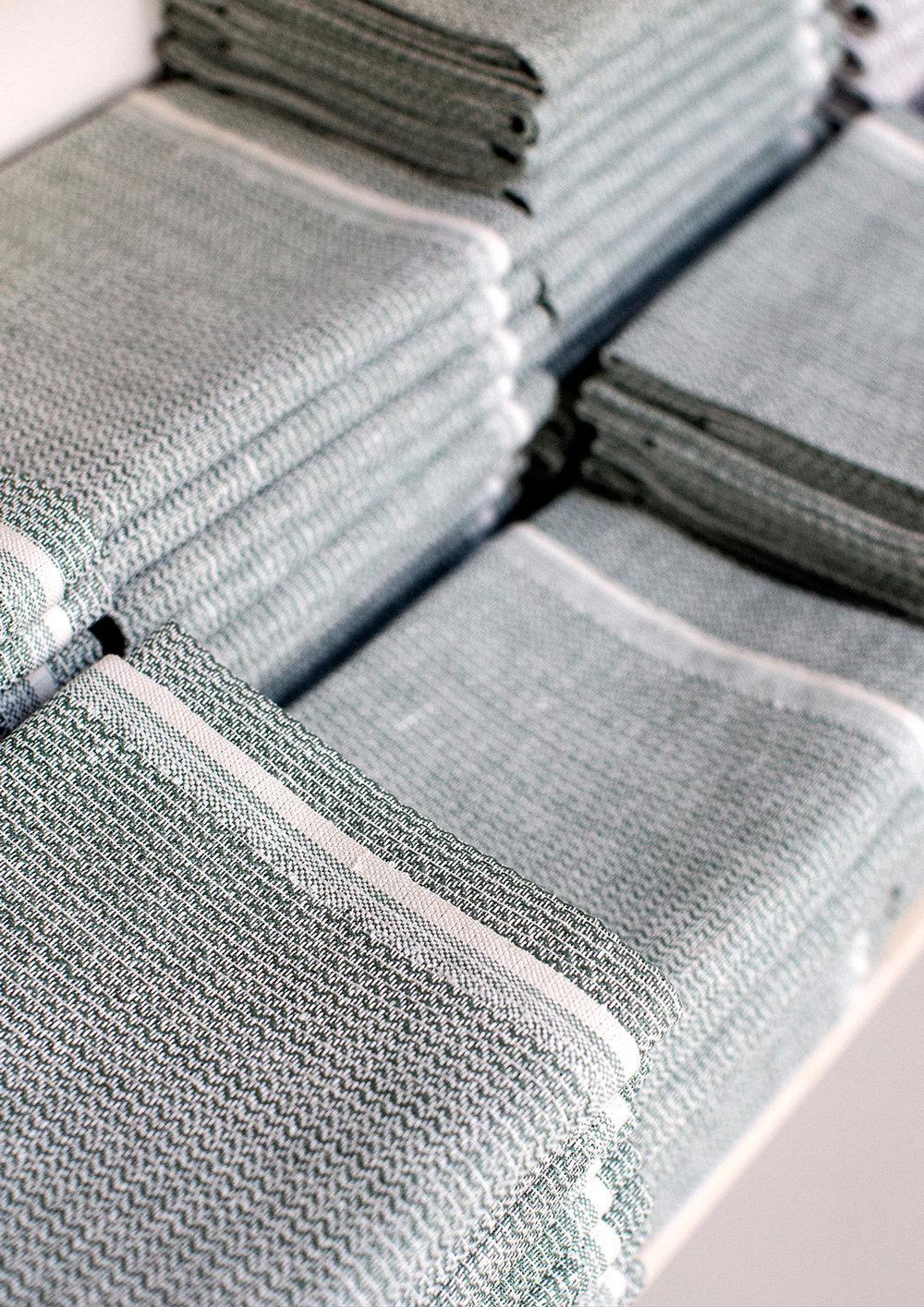 Natural linen - Karin Carlander textiles - Masters of Linen