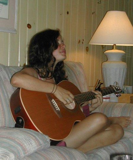 Me, age 19.