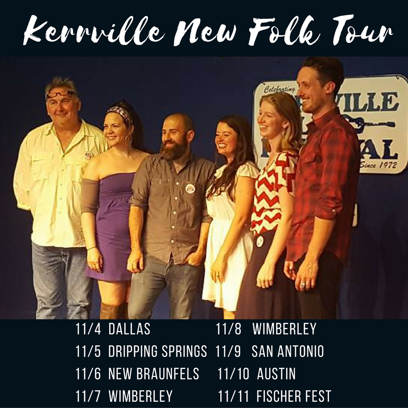 Kerrville New Folk