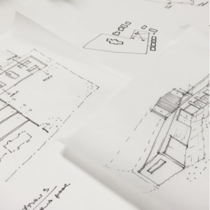 Architecture Drawing Practice practice — adam knibb architects | contemporary design in winchester