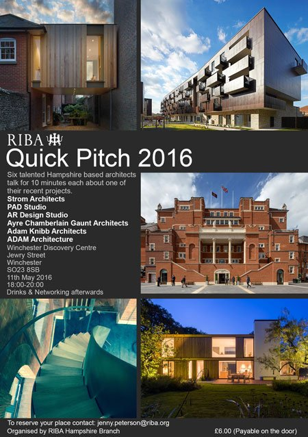 Quick Pitch 2016