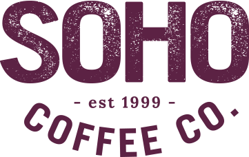 SOHO Coffee co. Great Fairtrade and organic coffee and handmade food