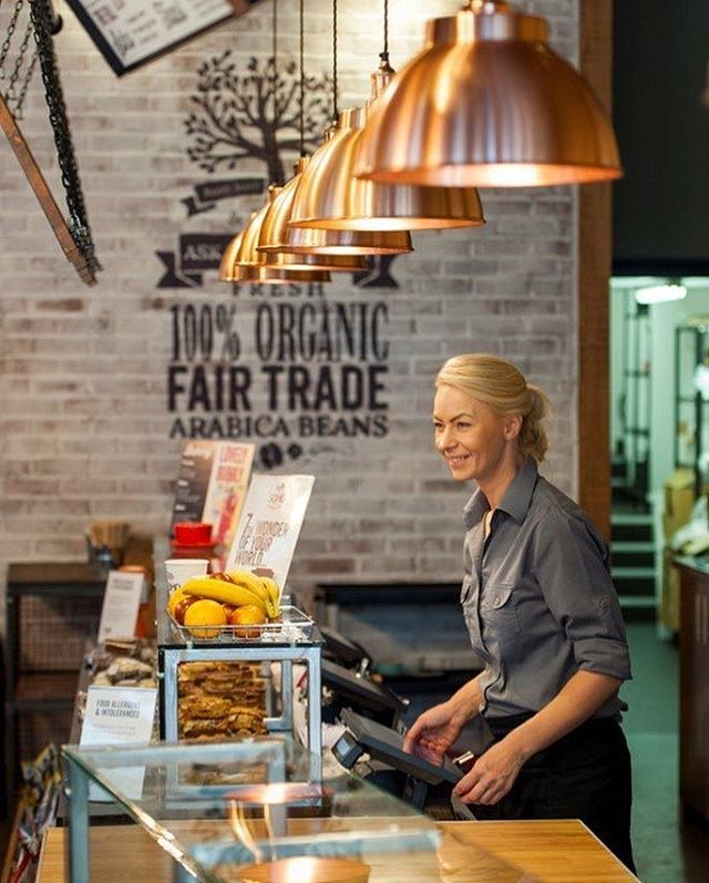 Come & join our shiny happy people! We have a number of exciting job opportunities available, visit our website sohocoffee.com/jobs
