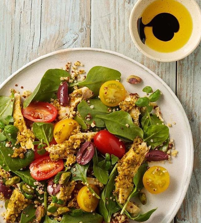 Keep your eyes peeled, we have something exciting launching tomorrow... 👀 #SaladClub #1daytogo