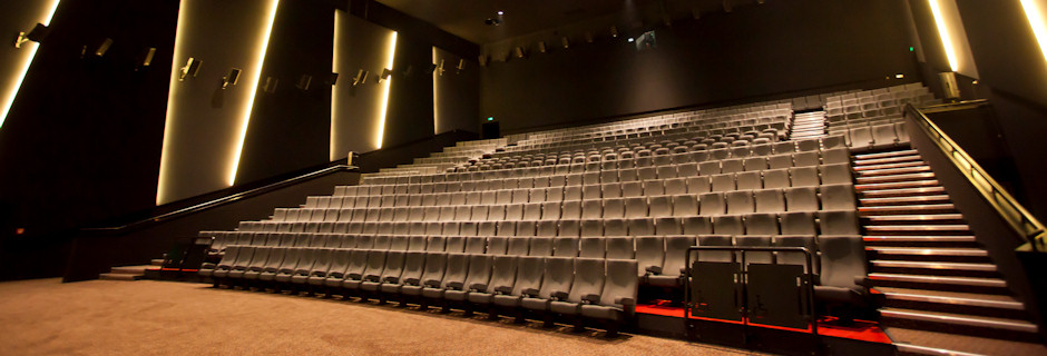 Baneasa Cinema (Bucharest, Romania)
