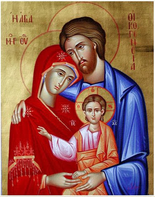 Gesù, Maria, Giuseppe