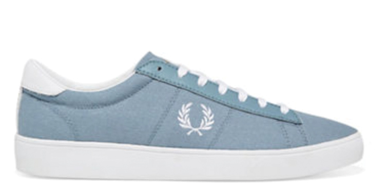 Fred Perry, La Baie </br> 105 $ </br> indémodable & lacé