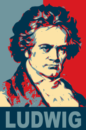 Beethoven for Prez