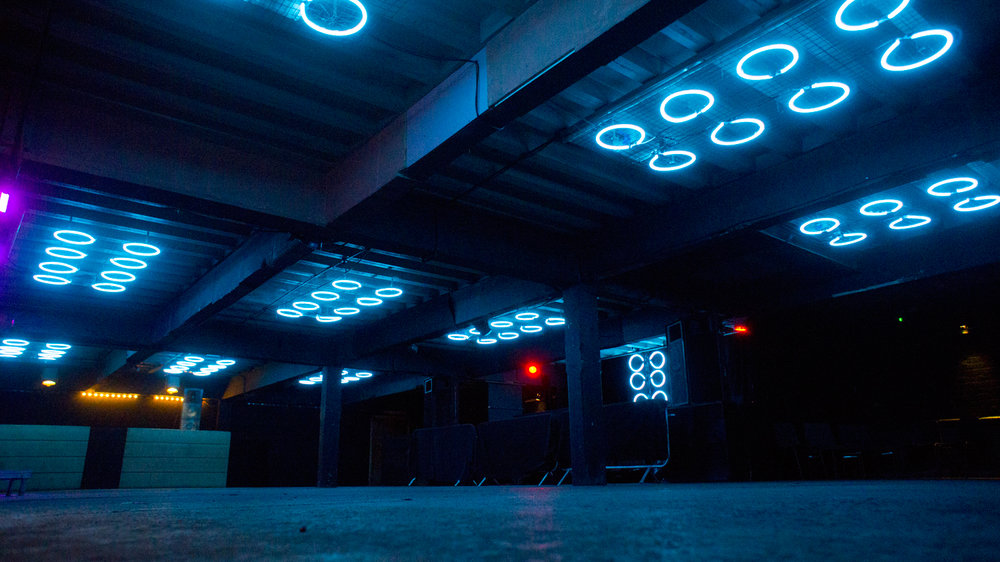 Our Liverpool venue - The Invisible Wind Factory Substation