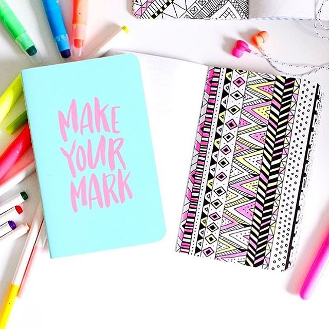 Have you checked out the #NationalNotebookDay collection over at May Designs? Choose it, or one of hundreds of other customizable designs, and fill it with your favorite inside page, like these fancy Adult Coloring Book insides! Customizable coloring book?! Say whaaaa 😶😍. -- Learn more over at @maydesigns!