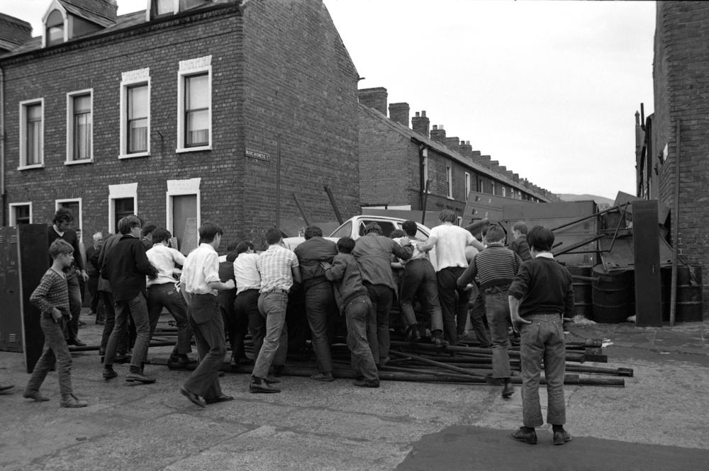 Marchioness Street barricade, 1969.png