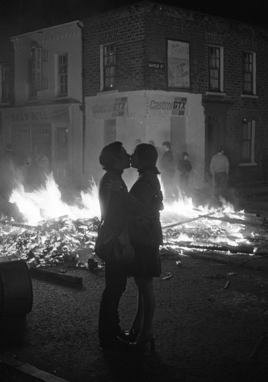 SR1974 - 39 Lovers at Napier Street bonfire.jpg
