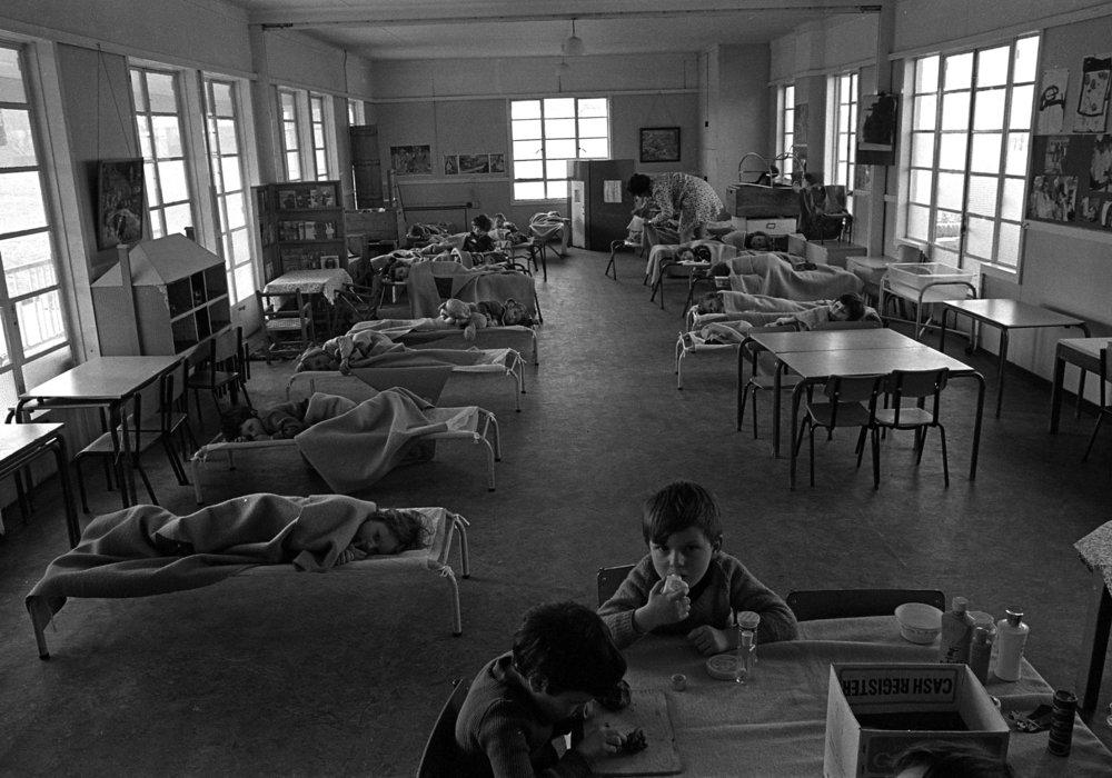 SR1974 - 75 Sleeptime at Blythefield infant school.jpg
