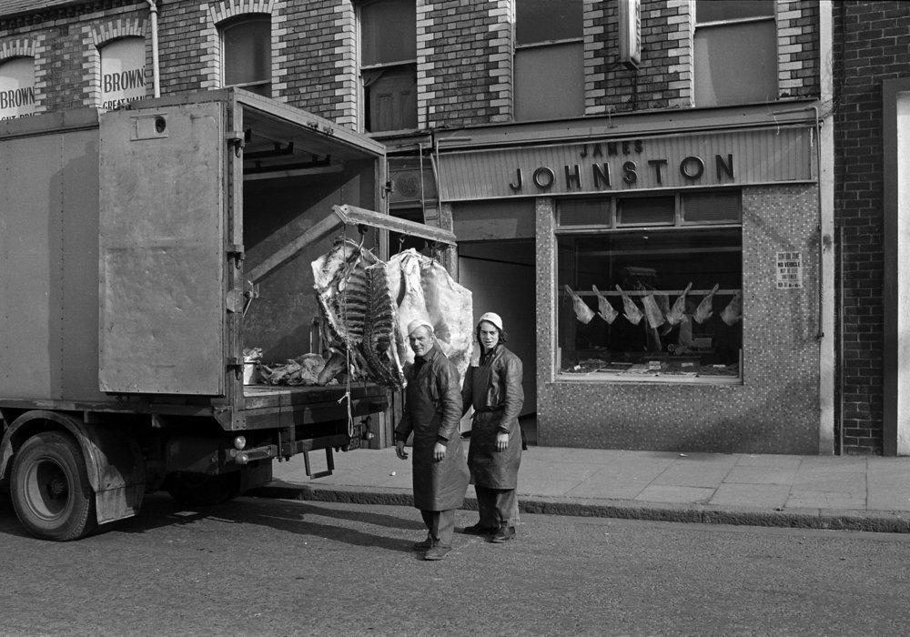 SR1974 - 77 James Johnston's (world famous opera singer) Butchers.jpg