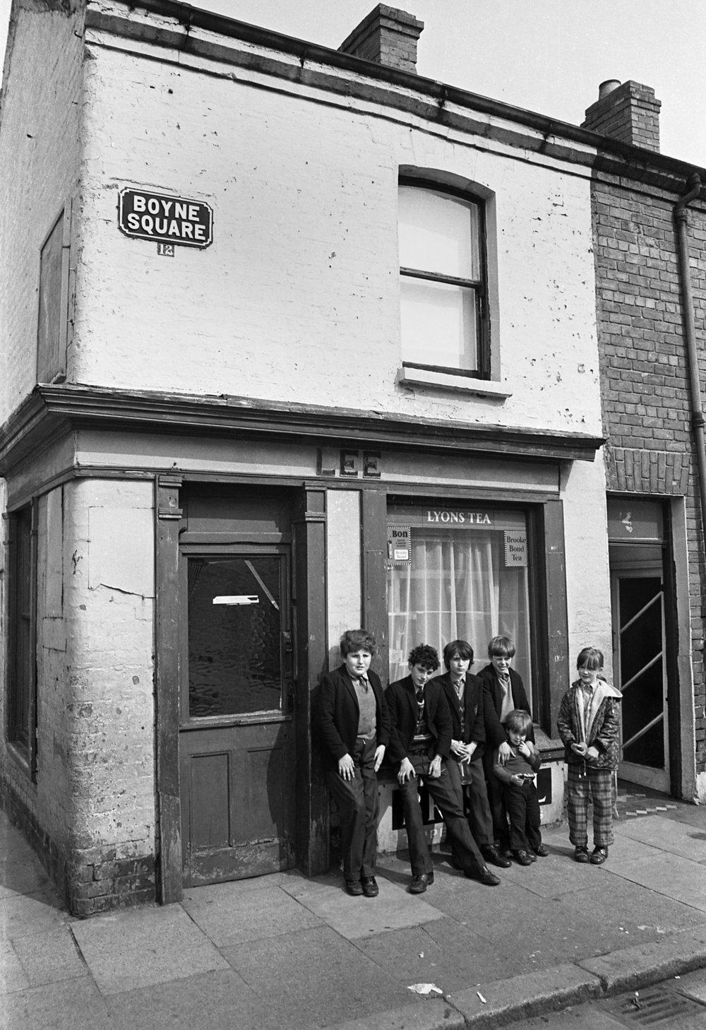 Shops-Boyne Square 1974.jpg