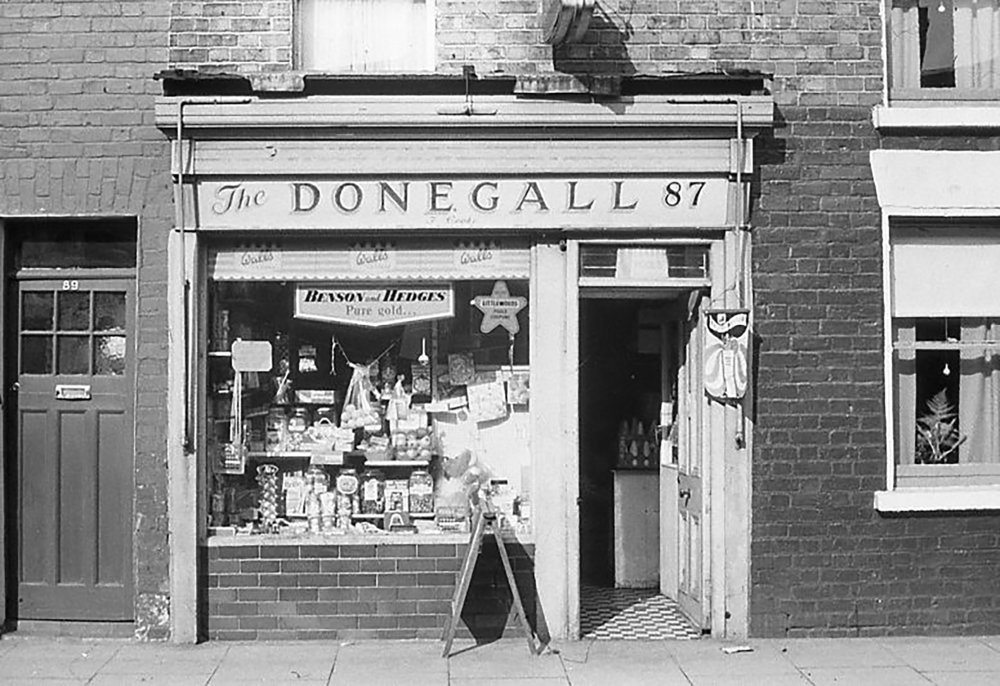 Shops-Donegall Rd, 1973..jpg
