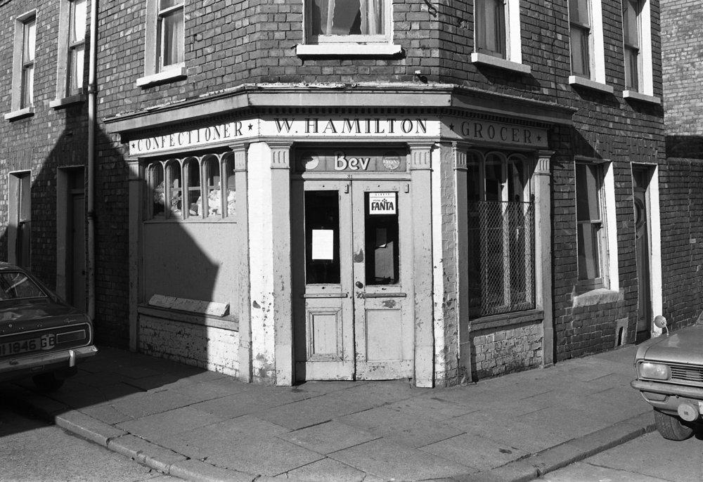 Shops-Edward Street, Sandy Row, 1974.jpg