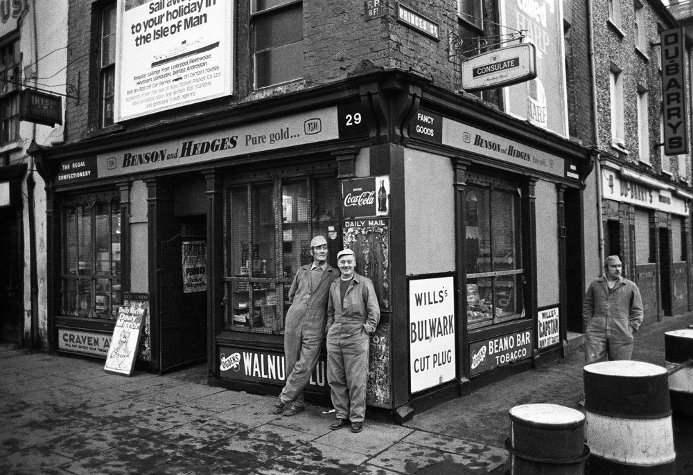 Shops-Princess Street, 1983..jpg