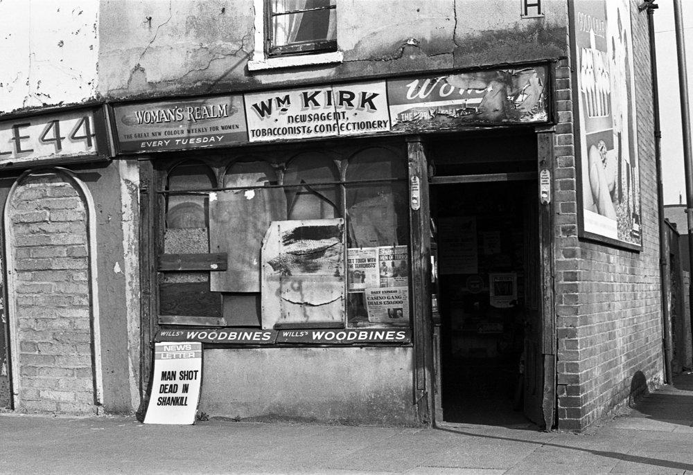 Shops-Wm. Kirk. Bridge End, 1971. 01.jpg