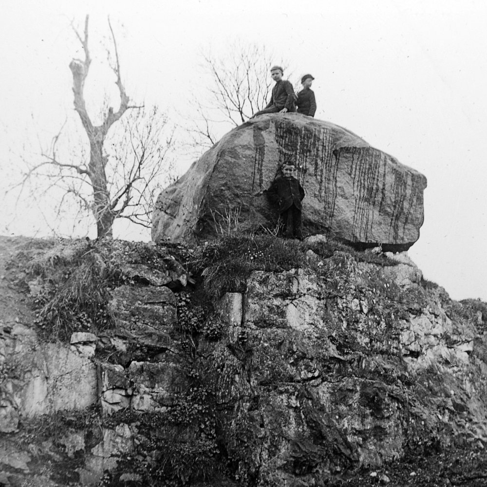RJW-'Erratic at Kenmare', Co.Kerry..JPG