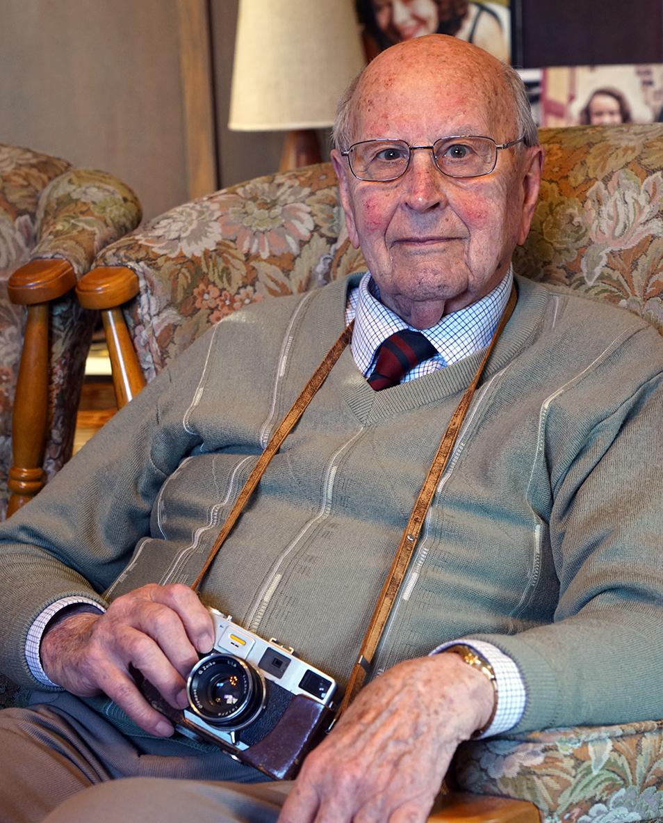 Perry Zachery, 96