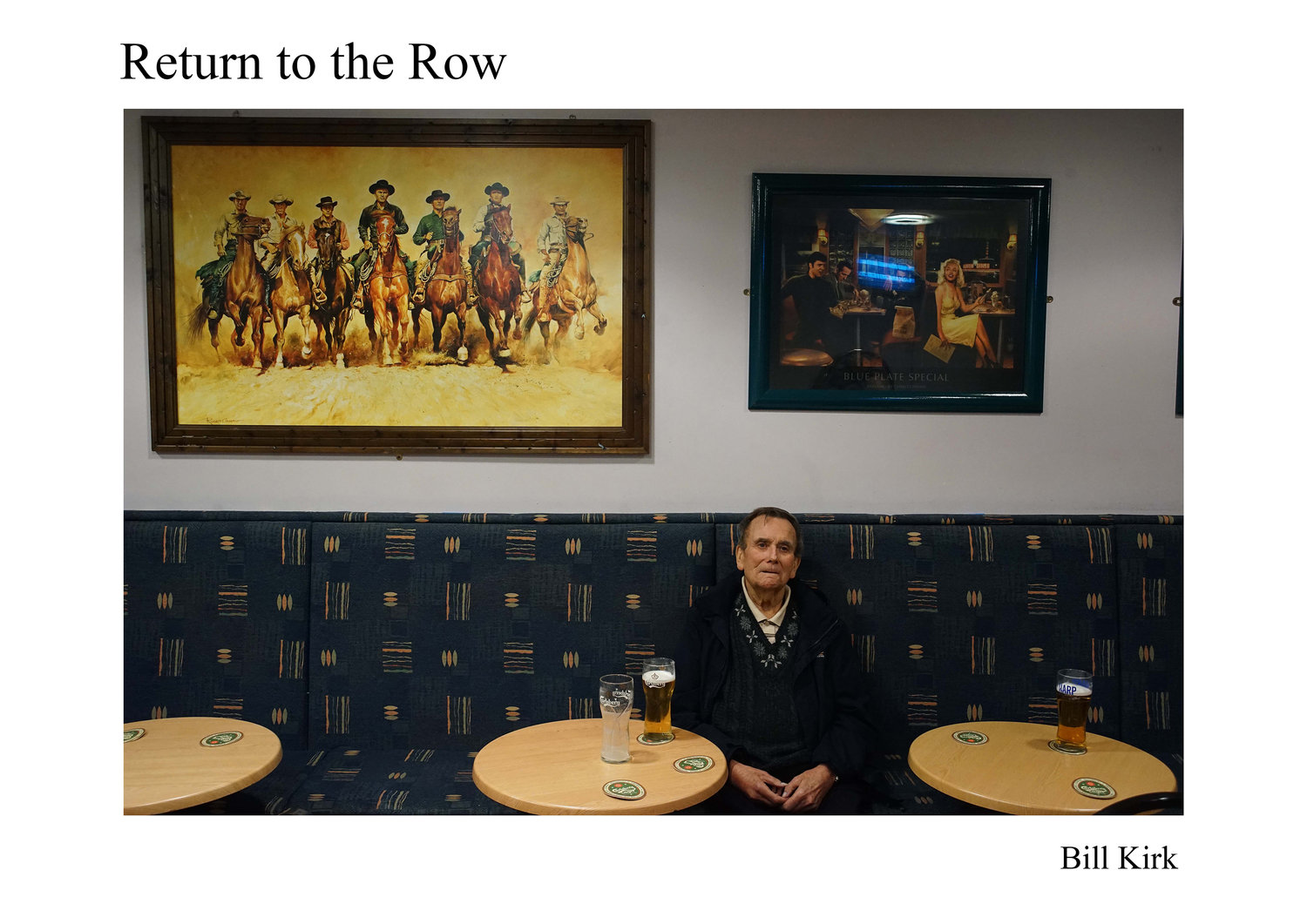 Return to the Row, by Bill Kirk — Belfast Archive Project