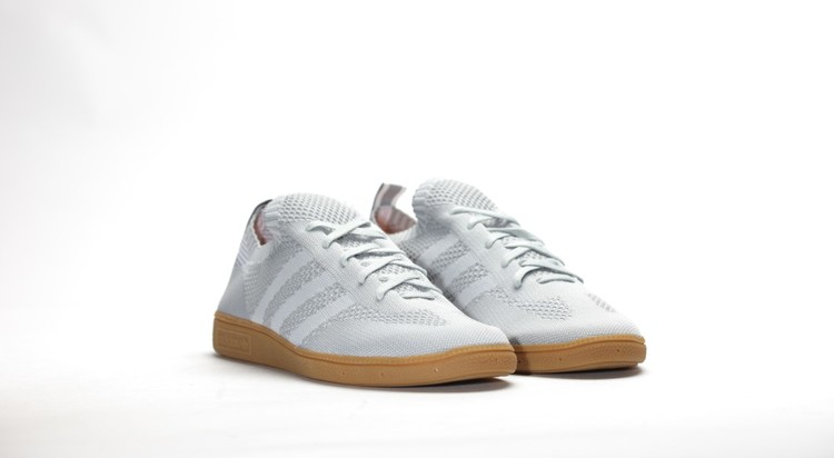 best loved c1867 e201c ... Adidas Very Spezial Primeknit - Clear Onix - Front Side Angle View ...