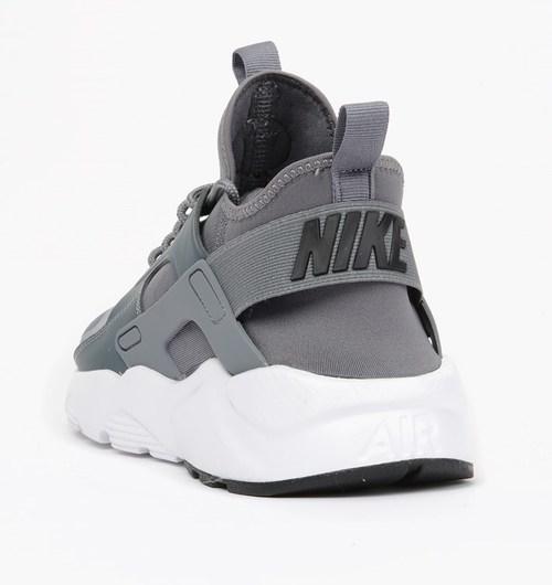 fac0d489950 ... Nike Air Huarache Run Ultra - Cool Grey   Black - Back Side Angle View