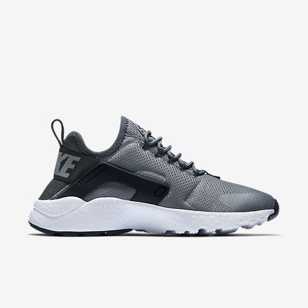 c6442084bc4 Nike Air Huarache Ultra - Cool Grey   Black   White   Anthracite - Inner  Side