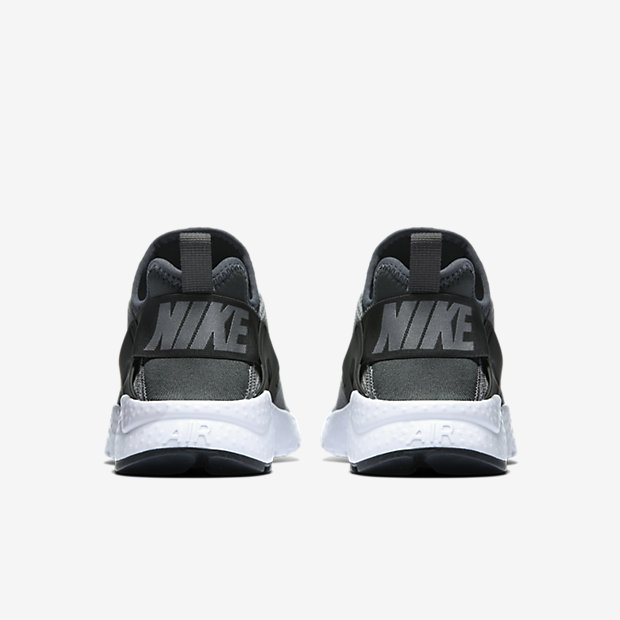 f797c187df3 Nike Air Huarache Ultra - Cool Grey   Black   White   Anthracite - View of