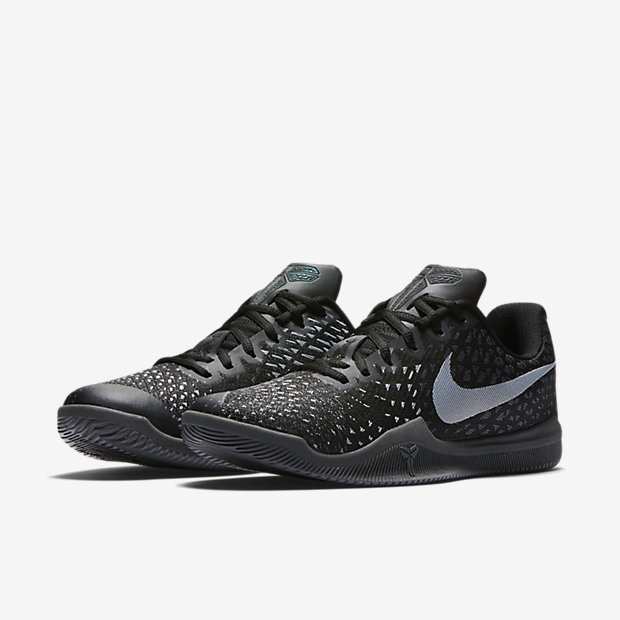 6d77e27fb9bfa1 Nike Kobe Mamba Instinct Mens Basketball Shoes 9 Anthracite Black