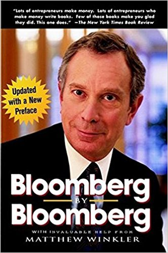 By Michael R. Bloomberg