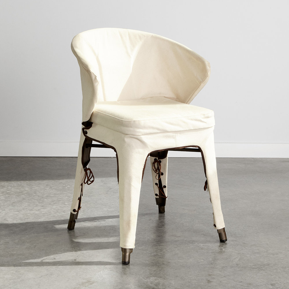 Slip Cover For TOLIX Style Arm Chair