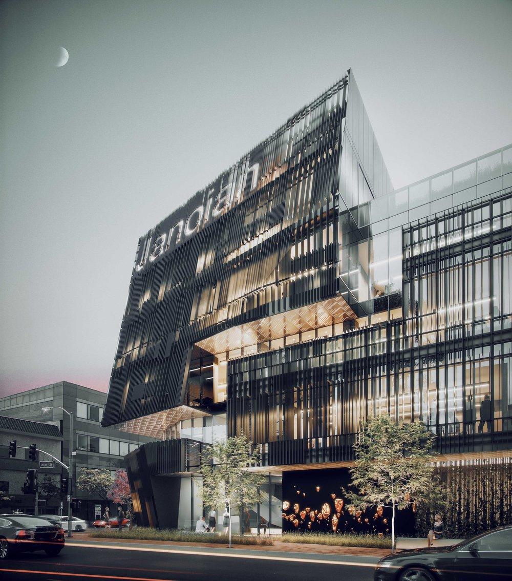 A4H Office Building - P-A-T-T-E-R-N-S