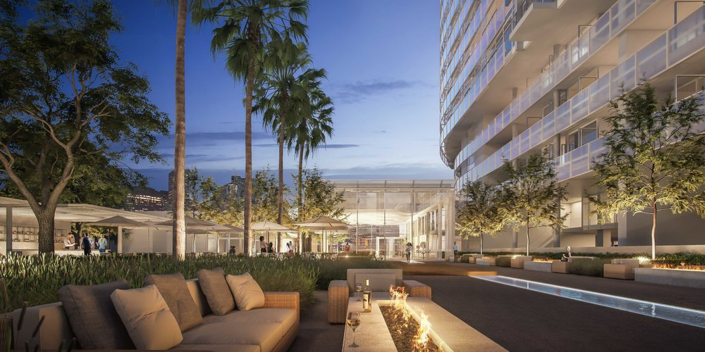 ONE BEVERLY HILLS - RICHARD MEIER & PARTNERS ARCHITECTS