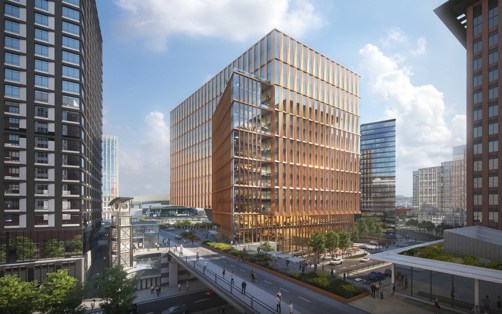 BOSTON - HANDEL ARCHITECTS