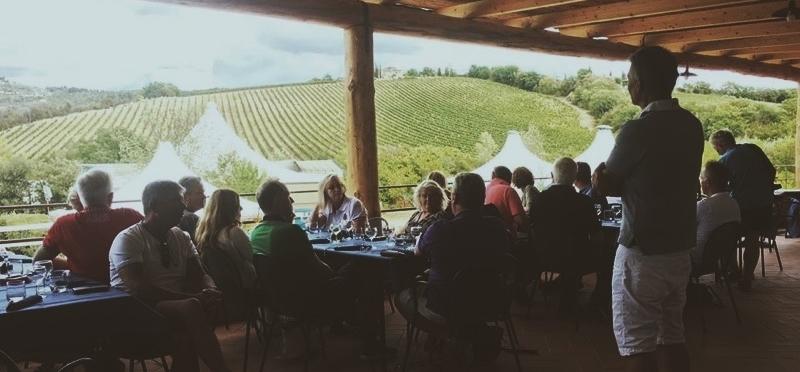 Food & Wine Tasting Dinner -