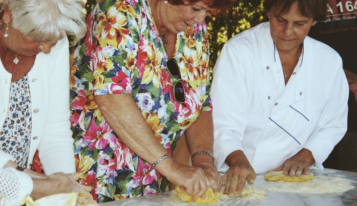 Cooking class -