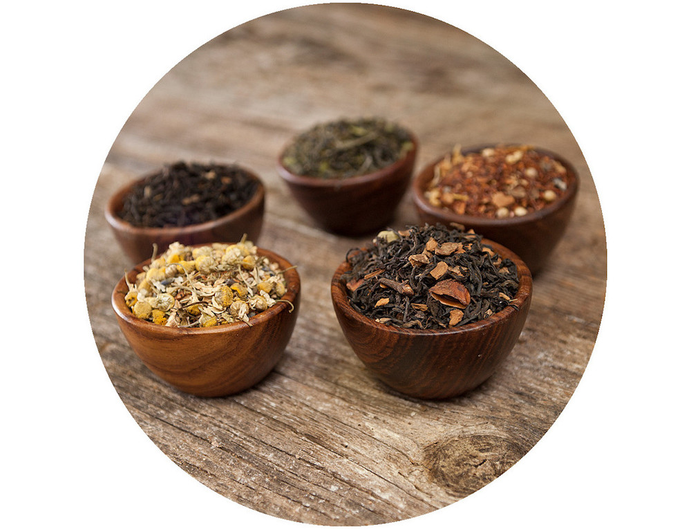These are a few of our favorite loose-leaf tea blends.
