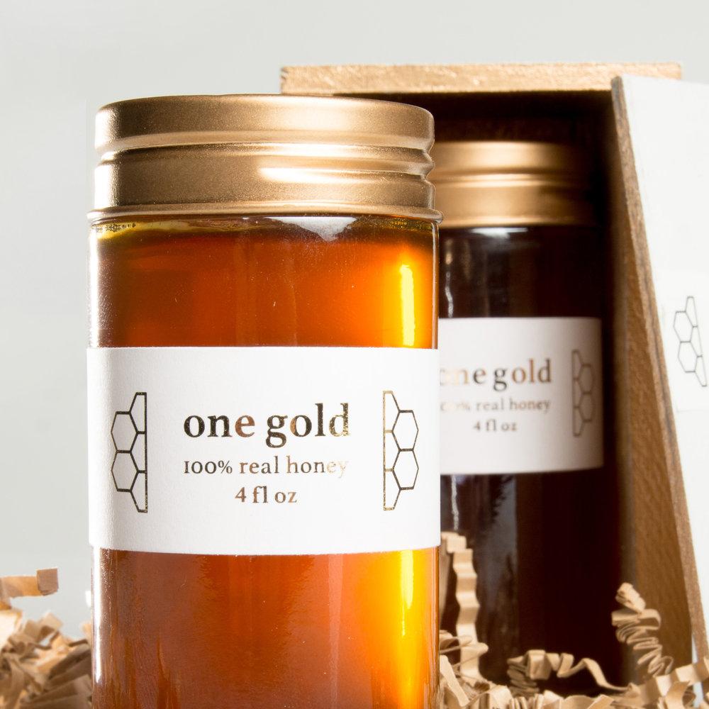 One Gold Honey