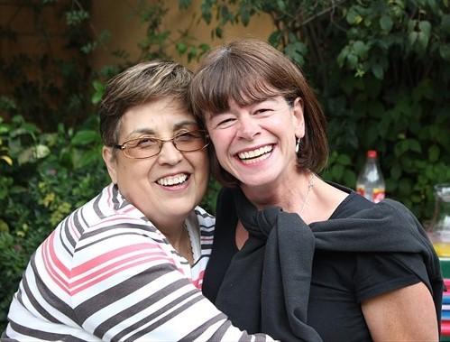 Teresa and May