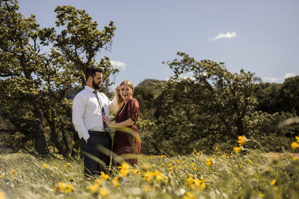 Windy Columbia River Engagement