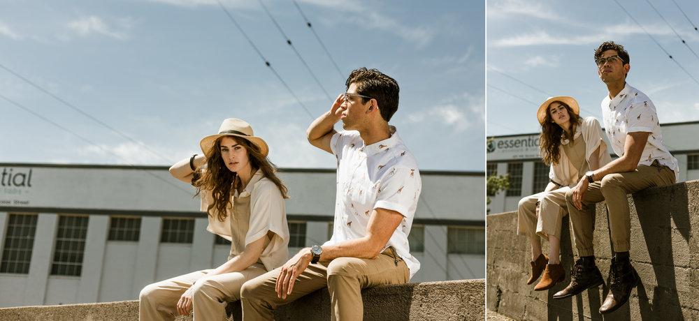 Urban Safari - Creative Poses for Photographers
