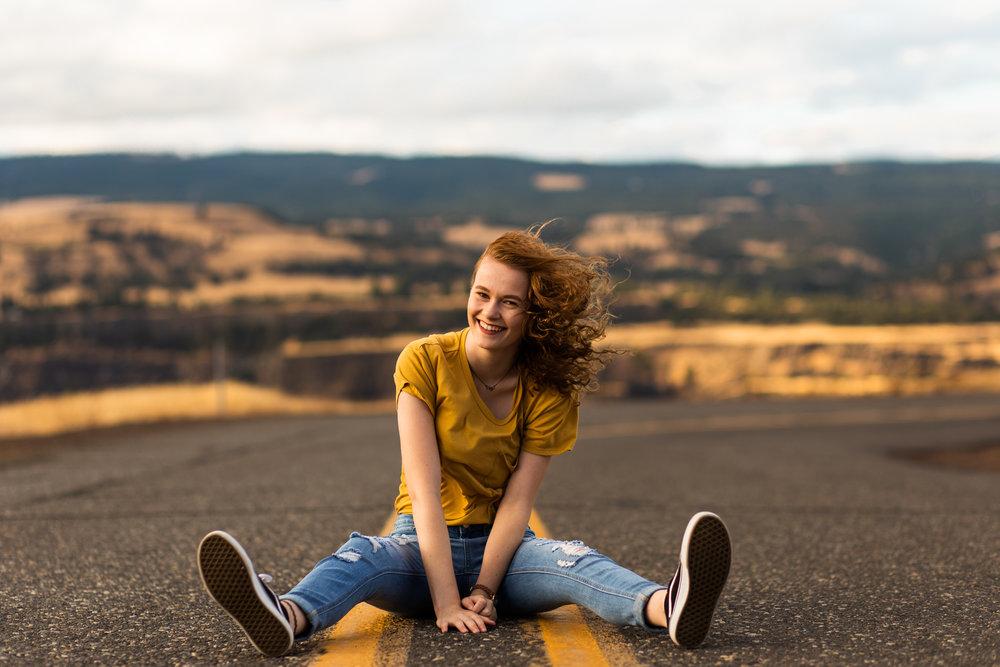 Oregon Senior Portraits