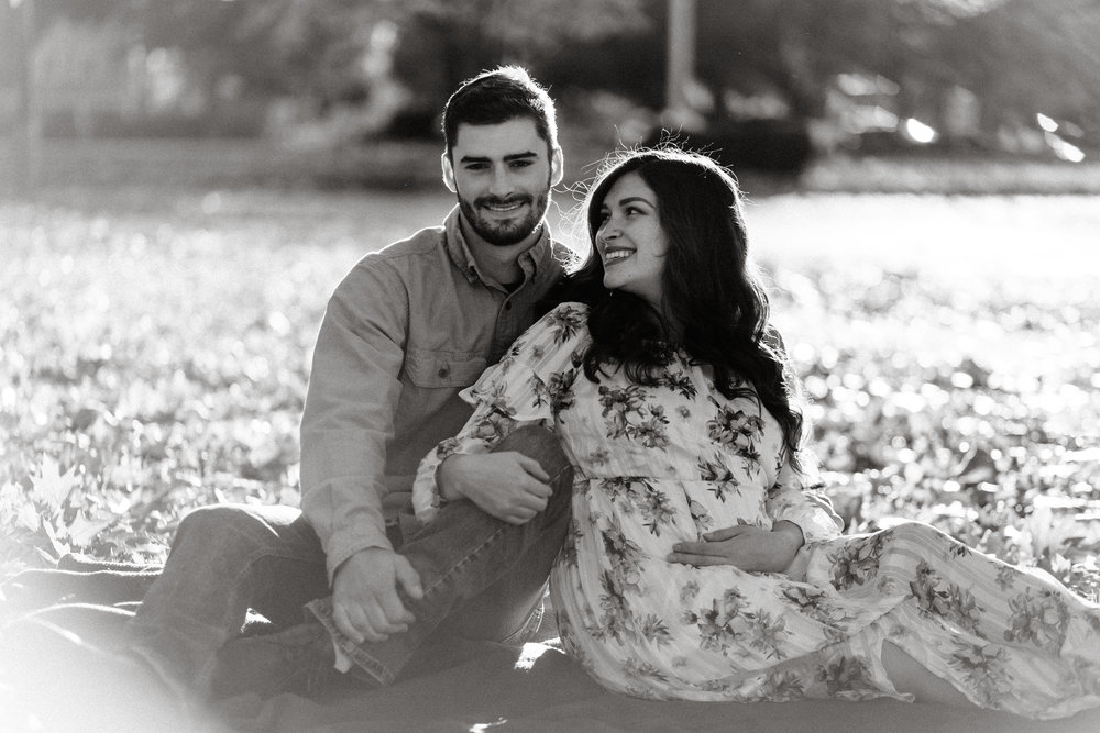 Miranda & Austin - Vancouver WA Fall Maternity - 02.jpg