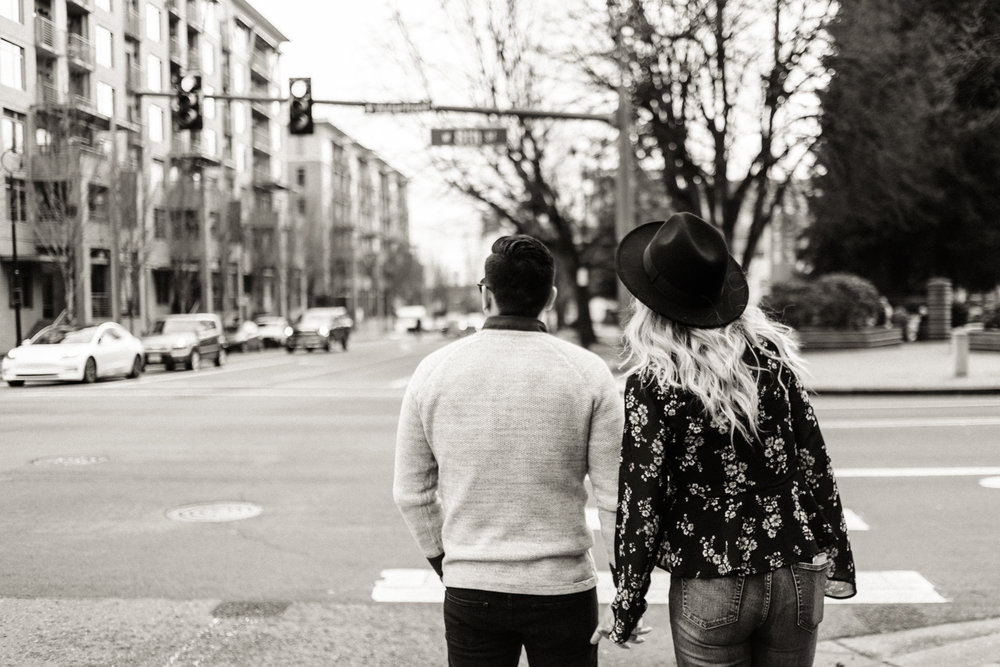 Downtown Urban Couple Session -  Malina Rose Photography_-5.jpg