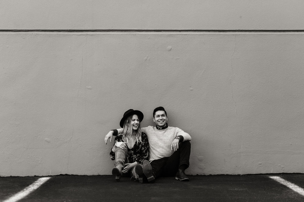 Downtown Urban Couple Session -  Malina Rose Photography_-9.jpg