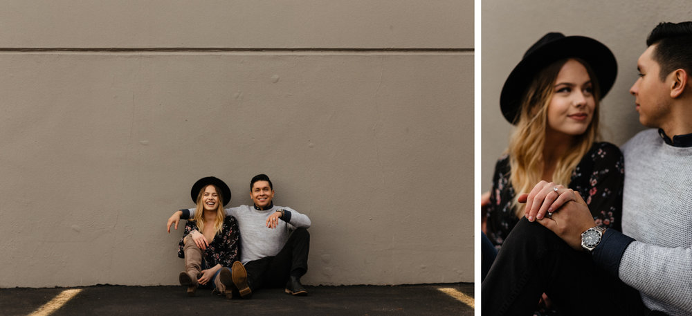 Downtown Urban Couple Session - Malina Rose Photography - D4.jpg