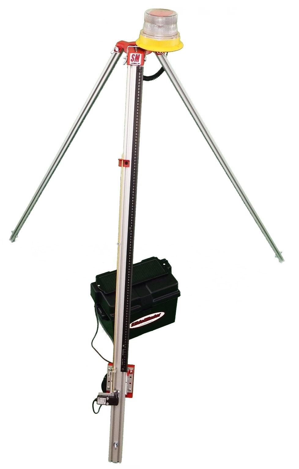 SlideMinder Manual Extensometer with Warning Strobe