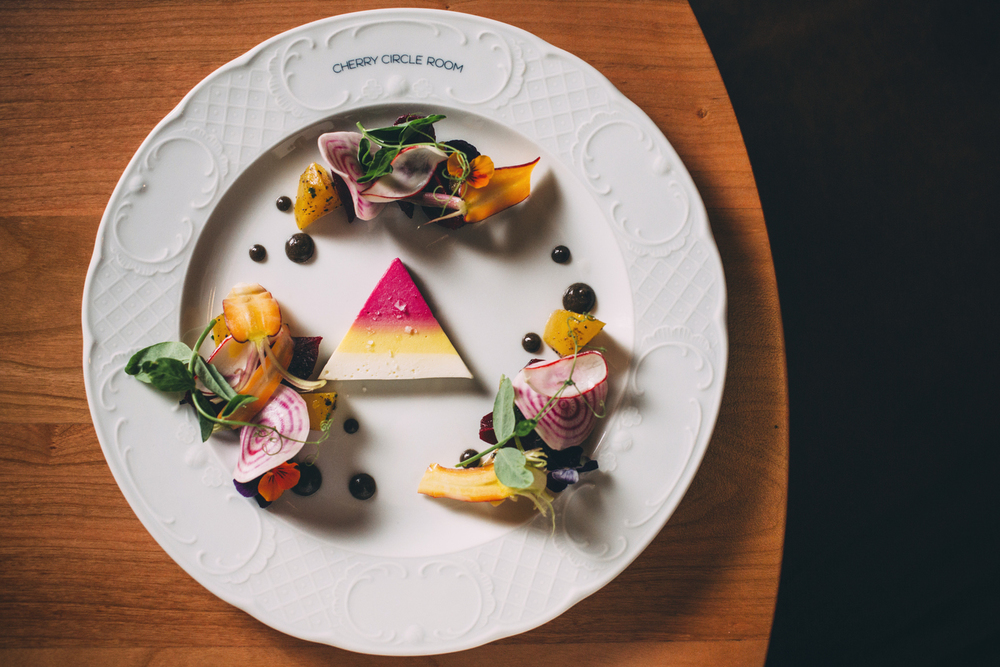 Cherry Circle Room - Beet Salad : credit Clayton Hauck.JPG